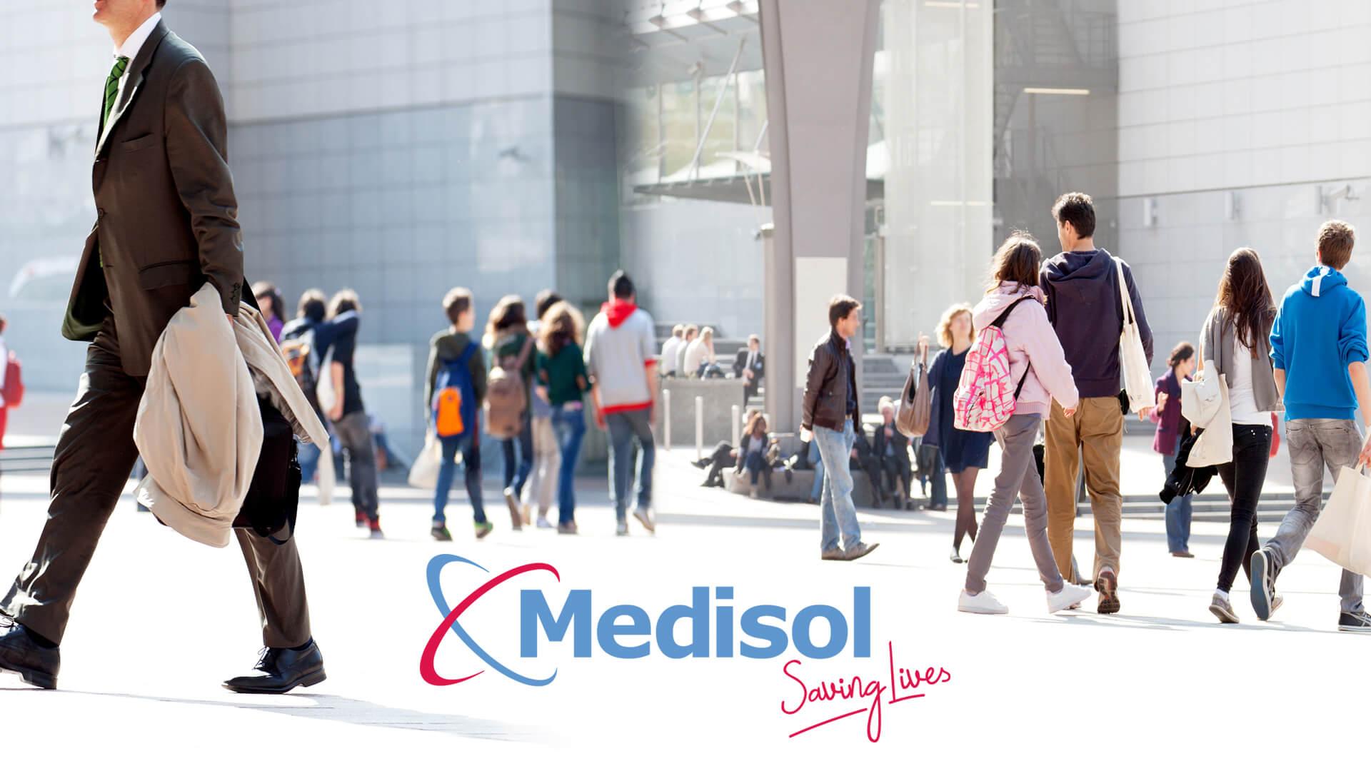 Medisol onafhankelijke AED leverancier