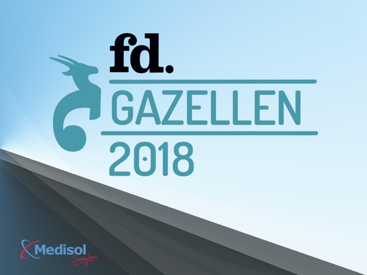 FD Gazellen Award Medisol AED Winkel